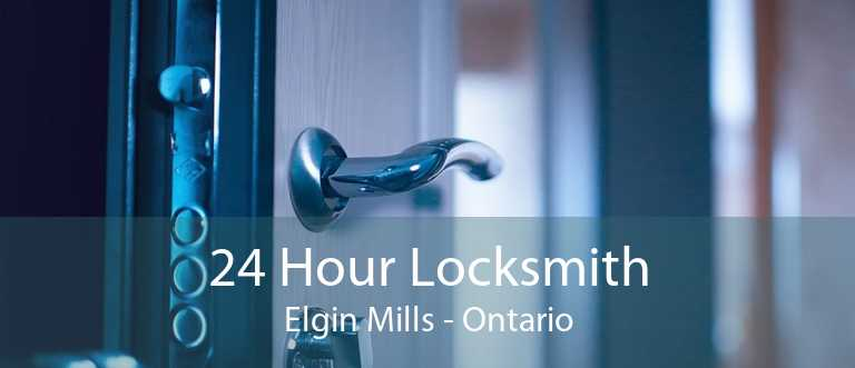 24 Hour Locksmith Elgin Mills - Ontario