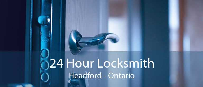 24 Hour Locksmith Headford - Ontario