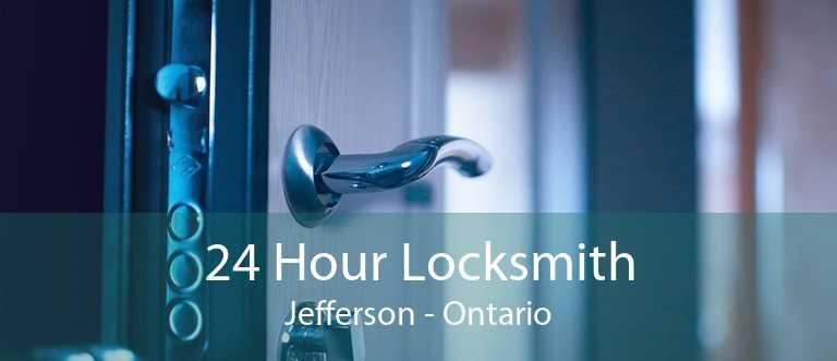 24 Hour Locksmith Jefferson - Ontario
