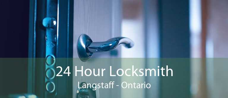 24 Hour Locksmith Langstaff - Ontario