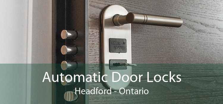 Automatic Door Locks Headford - Ontario