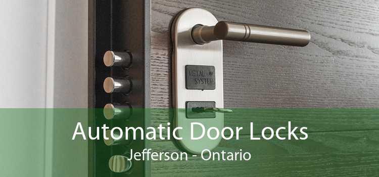 Automatic Door Locks Jefferson - Ontario