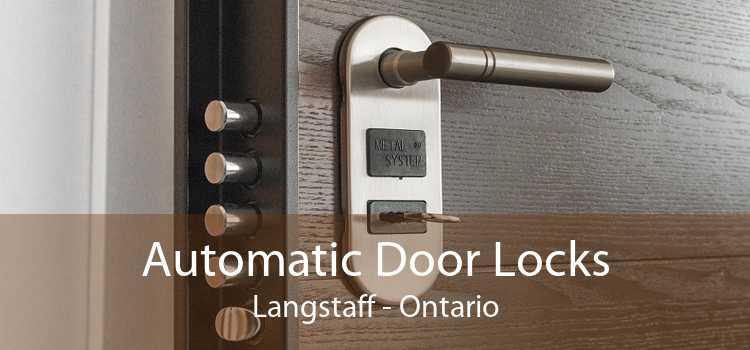 Automatic Door Locks Langstaff - Ontario