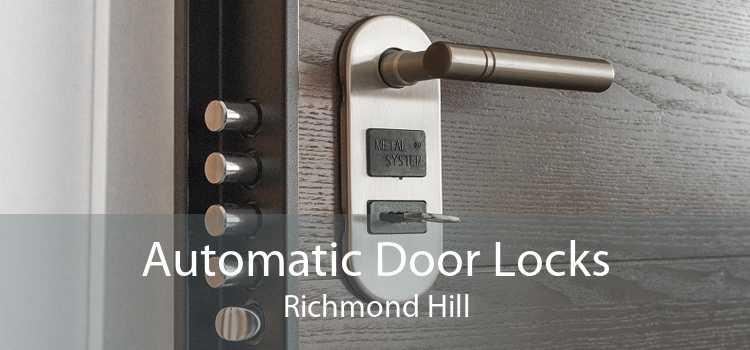 Automatic Door Locks Richmond Hill