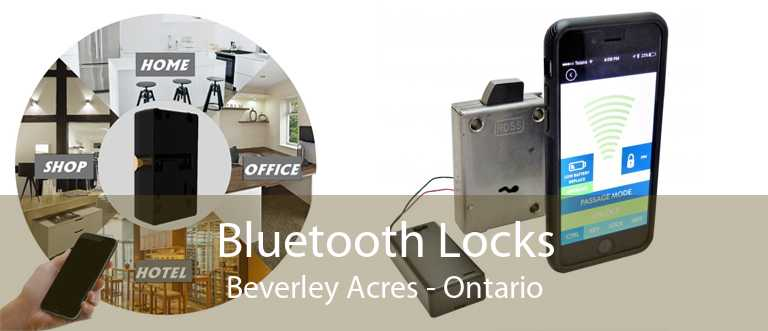 Bluetooth Locks Beverley Acres - Ontario