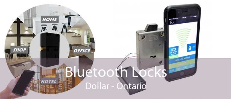 Bluetooth Locks Dollar - Ontario
