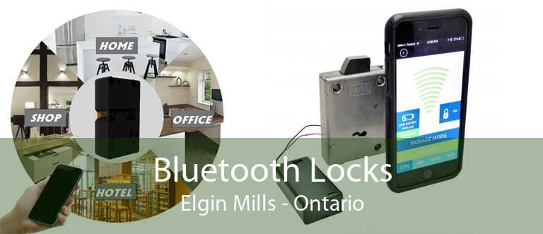 Bluetooth Locks Elgin Mills - Ontario