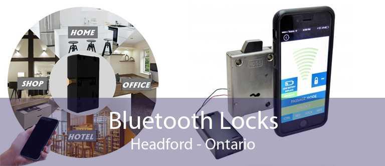 Bluetooth Locks Headford - Ontario