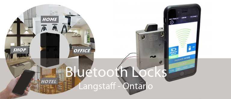 Bluetooth Locks Langstaff - Ontario