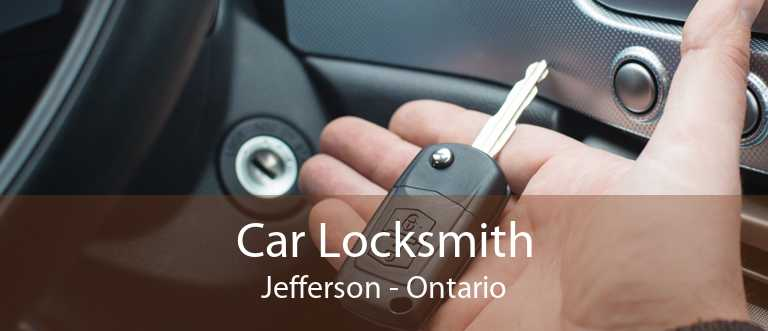 Car Locksmith Jefferson - Ontario