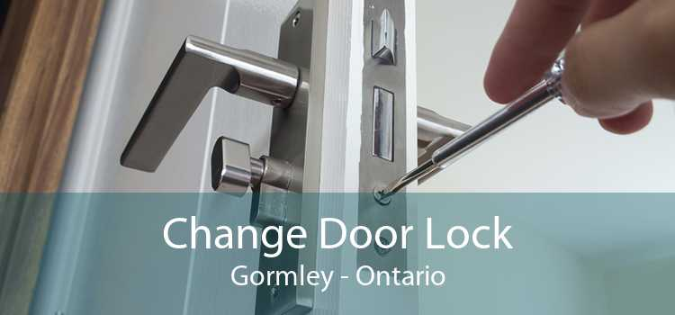 Change Door Lock Gormley - Ontario