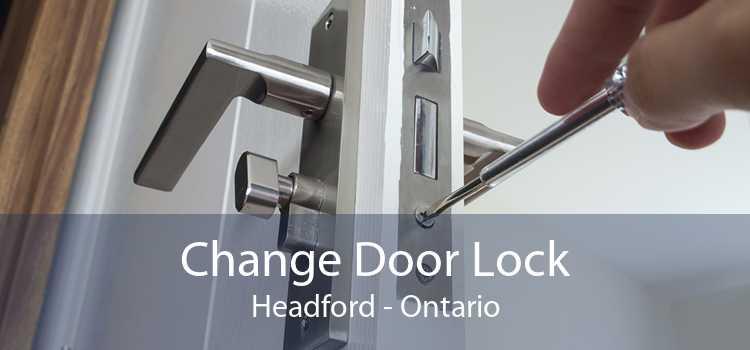 Change Door Lock Headford - Ontario