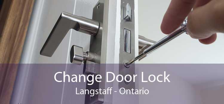 Change Door Lock Langstaff - Ontario