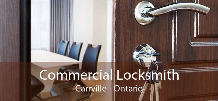 Commercial Locksmith Carrville - Ontario