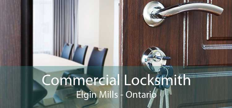 Commercial Locksmith Elgin Mills - Ontario