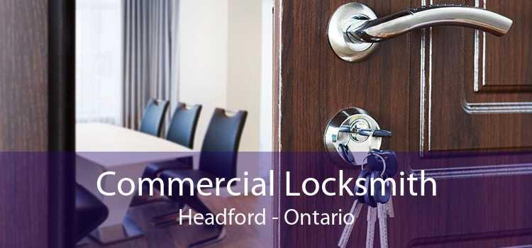 Commercial Locksmith Headford - Ontario