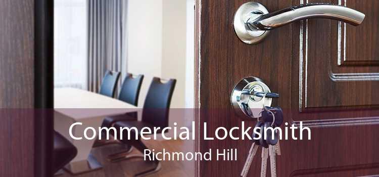 Commercial Locksmith Richmond Hill