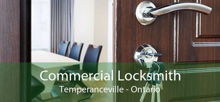 Commercial Locksmith Temperanceville - Ontario