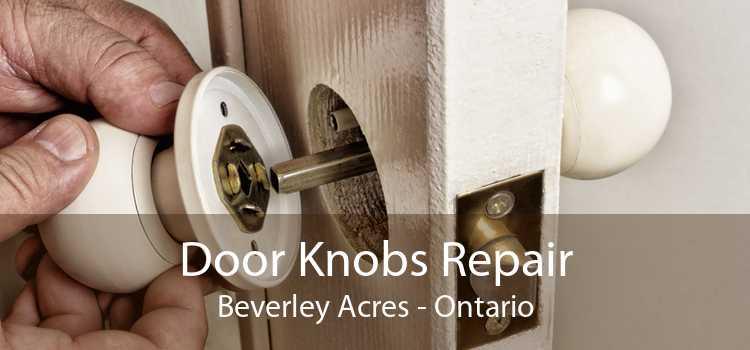 Door Knobs Repair Beverley Acres - Ontario