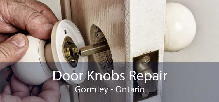 Door Knobs Repair Gormley - Ontario