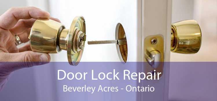 Door Lock Repair Beverley Acres - Ontario