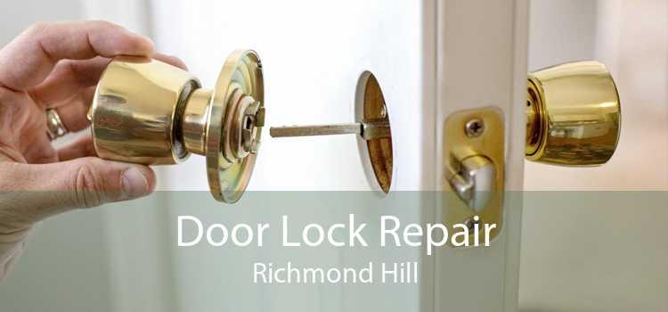Door Lock Repair Richmond Hill
