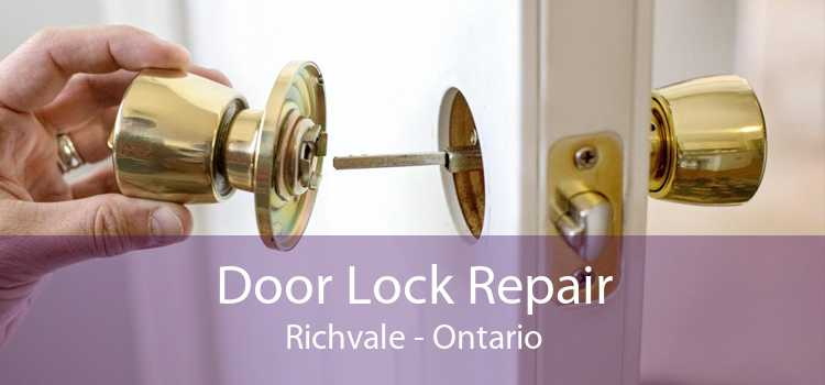 Door Lock Repair Richvale - Ontario
