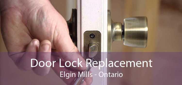 Door Lock Replacement Elgin Mills - Ontario