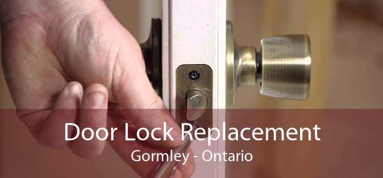 Door Lock Replacement Gormley - Ontario