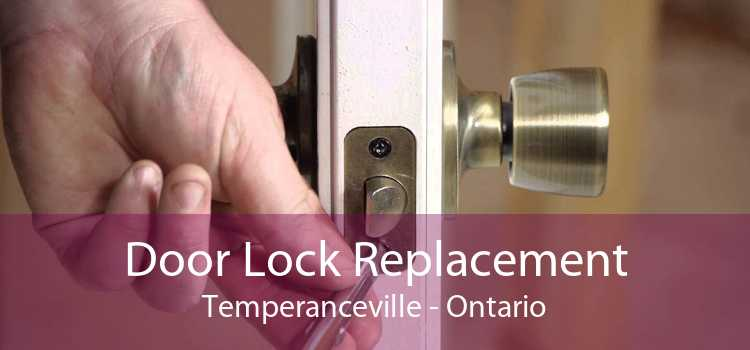 Door Lock Replacement Temperanceville - Ontario