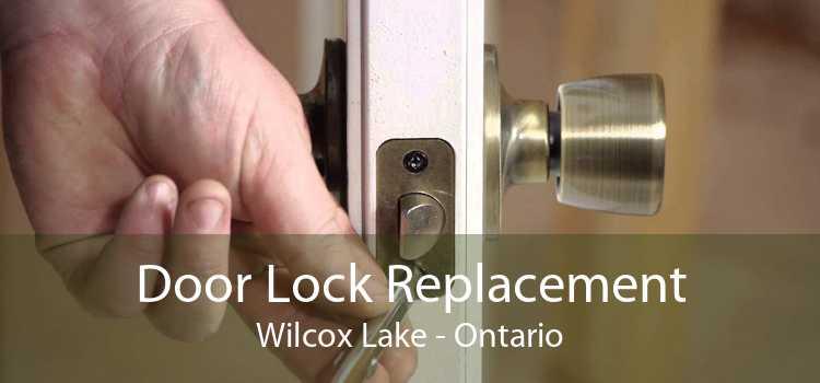 Door Lock Replacement Wilcox Lake - Ontario
