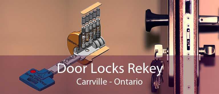 Door Locks Rekey Carrville - Ontario