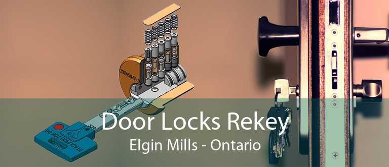 Door Locks Rekey Elgin Mills - Ontario