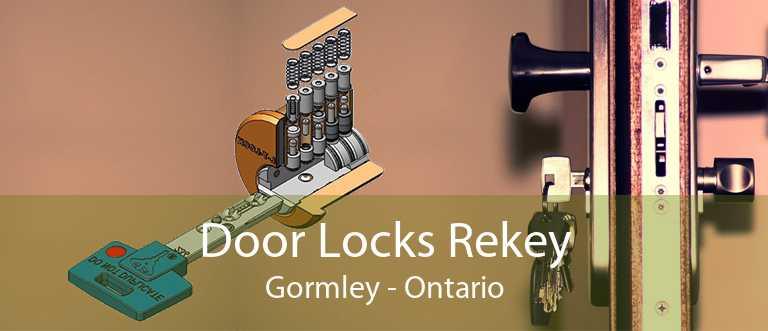 Door Locks Rekey Gormley - Ontario