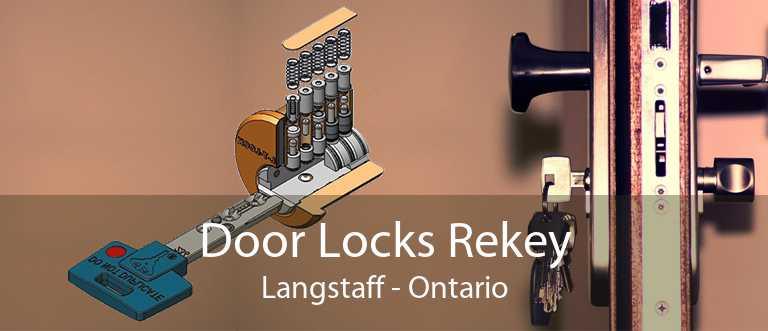 Door Locks Rekey Langstaff - Ontario