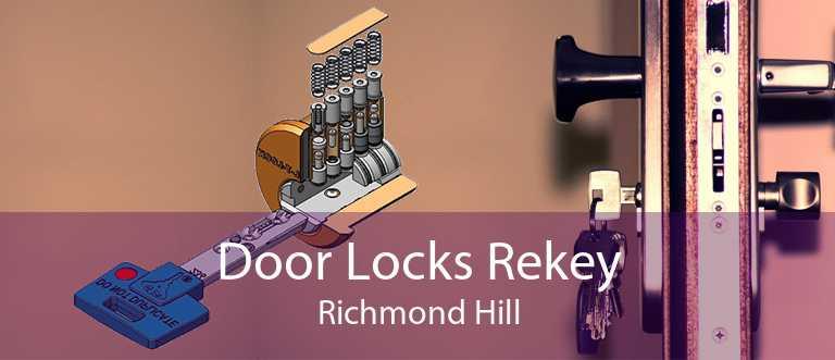 Door Locks Rekey Richmond Hill