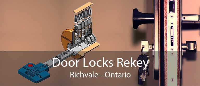 Door Locks Rekey Richvale - Ontario