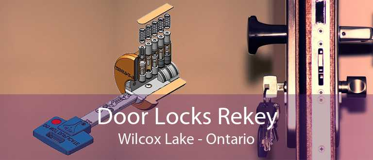 Door Locks Rekey Wilcox Lake - Ontario