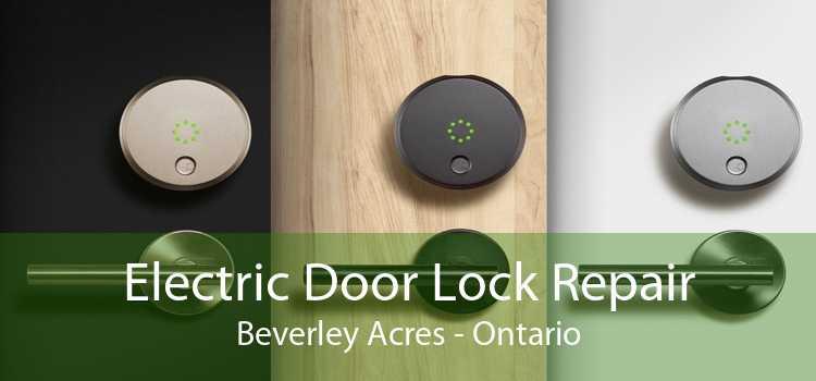 Electric Door Lock Repair Beverley Acres - Ontario