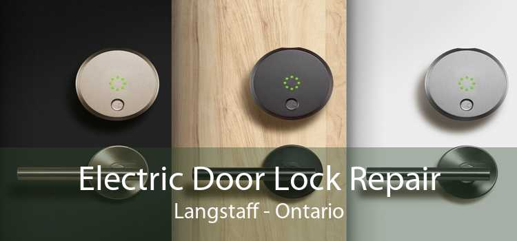 Electric Door Lock Repair Langstaff - Ontario