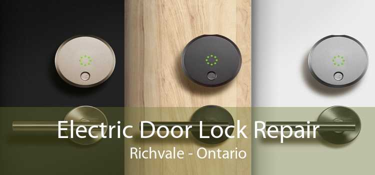 Electric Door Lock Repair Richvale - Ontario