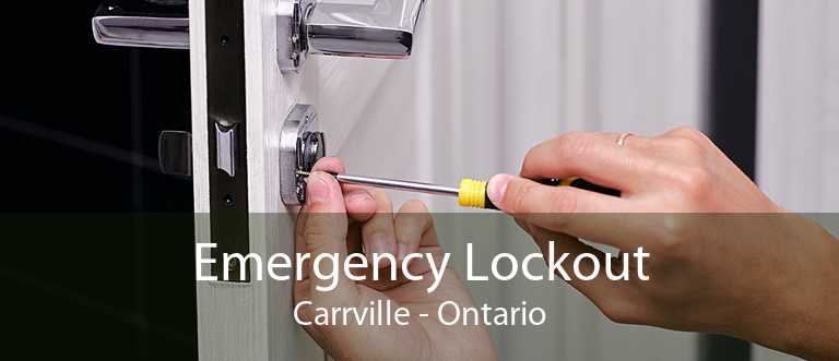 Emergency Lockout Carrville - Ontario