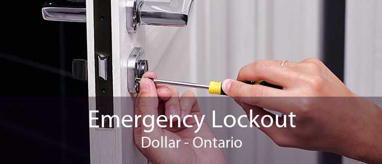 Emergency Lockout Dollar - Ontario