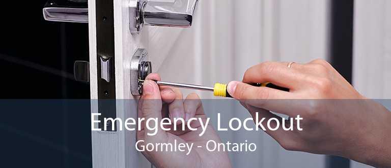 Emergency Lockout Gormley - Ontario