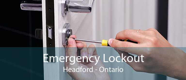 Emergency Lockout Headford - Ontario