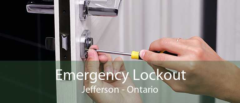 Emergency Lockout Jefferson - Ontario