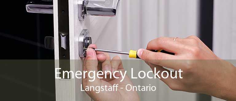 Emergency Lockout Langstaff - Ontario