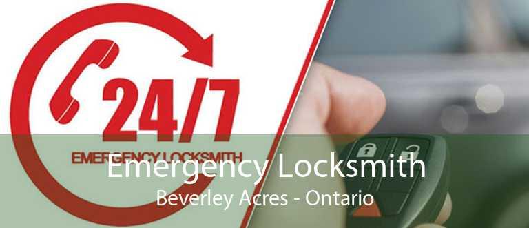 Emergency Locksmith Beverley Acres - Ontario