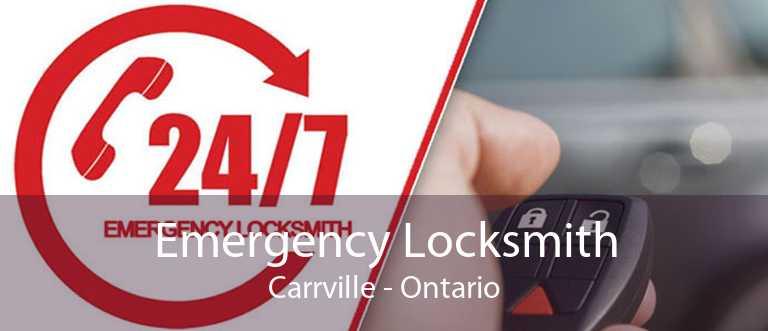 Emergency Locksmith Carrville - Ontario