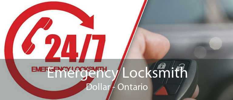 Emergency Locksmith Dollar - Ontario